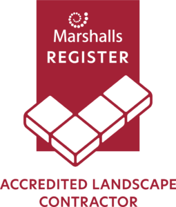 Marshalls Register Accredited Landscape contractor